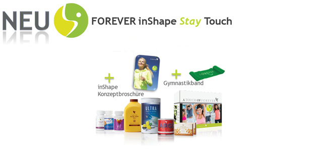 Forever inShape Stay Touch